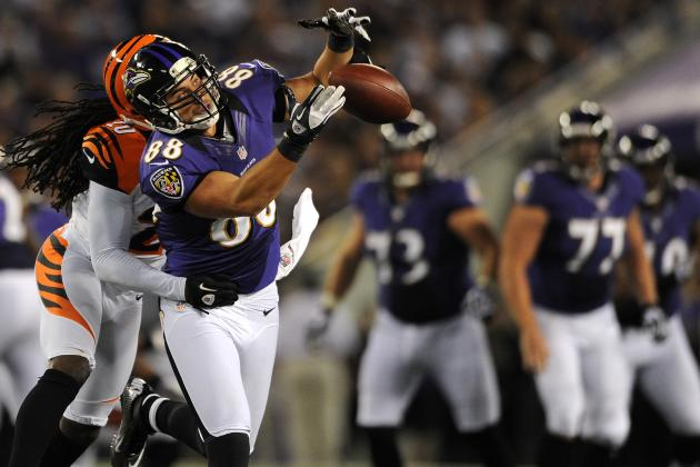 Dennis Pitta: Why Fantasy Owners Shouldn't Trust Ravens TE