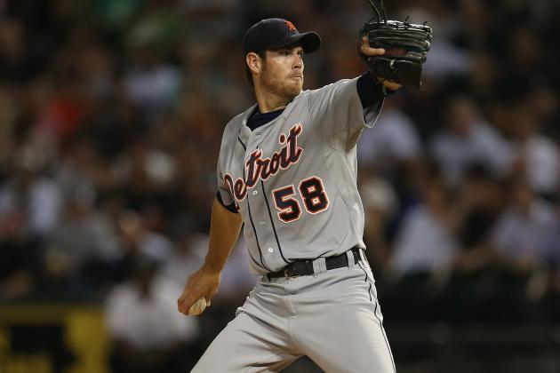 Doug Fister's Gem Powers Tigers Past White Sox