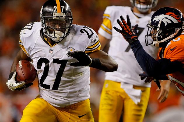 Steelers Likely to Give Dwyer More Carries