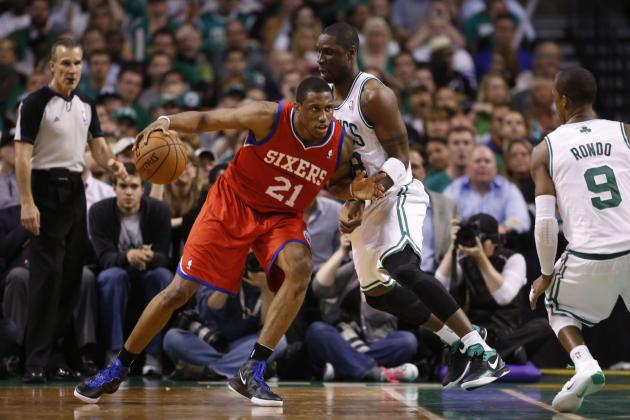 Philadelphia 76ers: Why Thaddeus Young Needs to Keep Coming off the Bench
