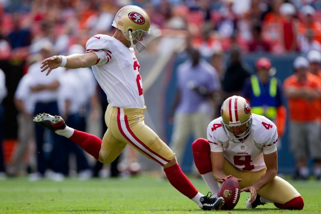 2012 Fantasy Football Kicker Rankings – Week 2