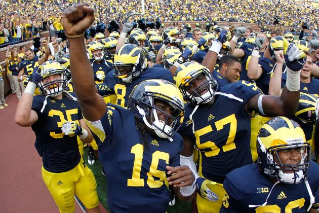 Michigan Football: Battle with UMass Is Perfect Setup for Notre Dame Game