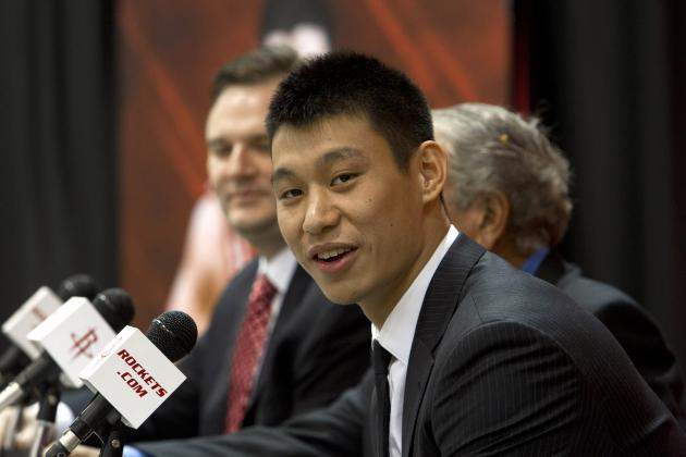 Jeremy Lin: How Linsanity Will Affect Rockets' Other Projected Starters
