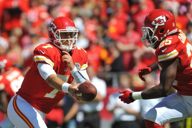 Chiefs vs. Bills: TV Schedule, Live Stream, Spread Info, Radio, Game Time & More