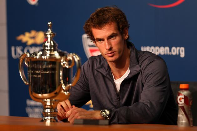 US Open Tennis 2012: Andy Murray Enters 2013 as Australian Open Favorite