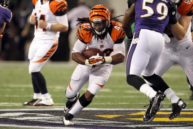 2012 PPR Fantasy Football Week 2: Running Backs (RB) Rankings / Projections