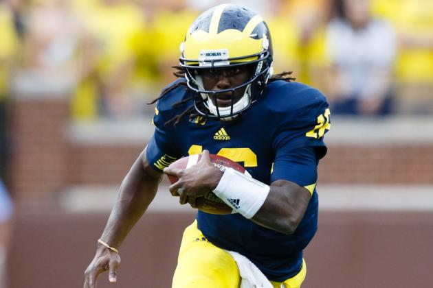 Michigan Football: Top Wolverines with Something to Prove