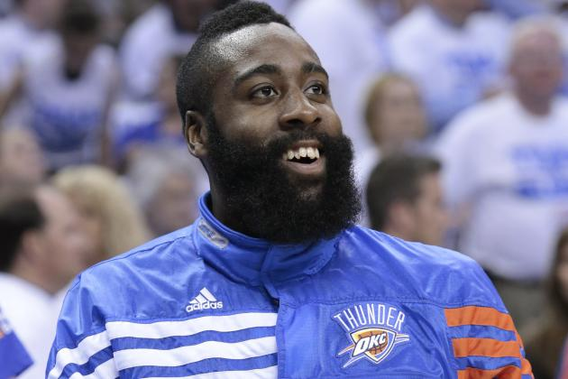 NBA Rumors: Mavs and Rockets Reportedly Interested in James Harden