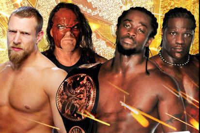 WWE Night of Champions 2012 Results: Kane and Daniel Bryan Win Tag Titles