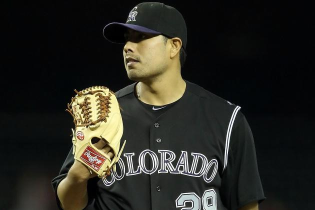 De La Rosa Has Solid Minor League Outing