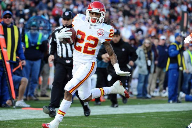 Dexter McCluster of the Kansas City Chiefs Will Become Next Wes Welker