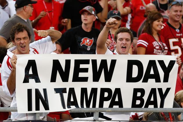 Tampa Bay Buccaneers: Stats That Matter from Week 1 vs. Carolina Panthers