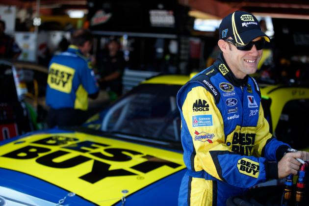 NASCAR Chase for the Sprint Cup Preview: Matt Kenseth