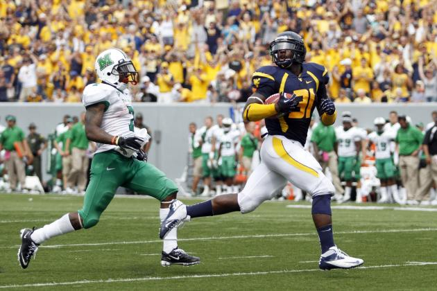 WVU Ready to Get Back to Business