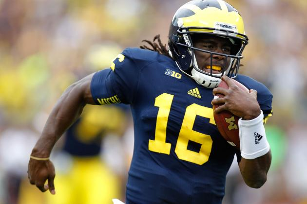 Michigan Football: Early-Season Struggles Prove Wolverines Aren't Worthy of Hype
