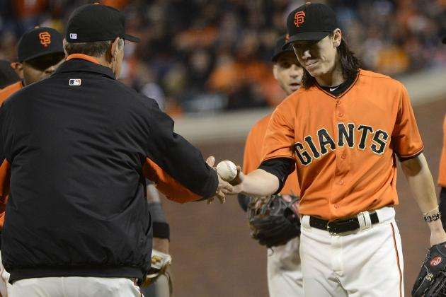 Debate: What Should the Giants' Playoff Rotation Be?