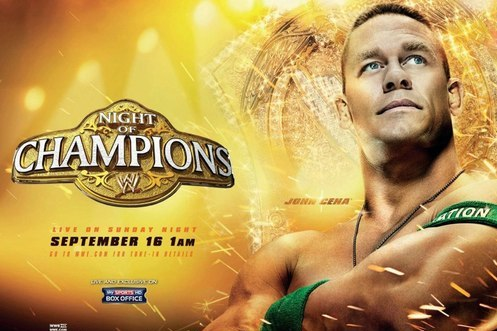 WWE Night of Champions 2012 Matches: Predictions for Main-Event Bouts