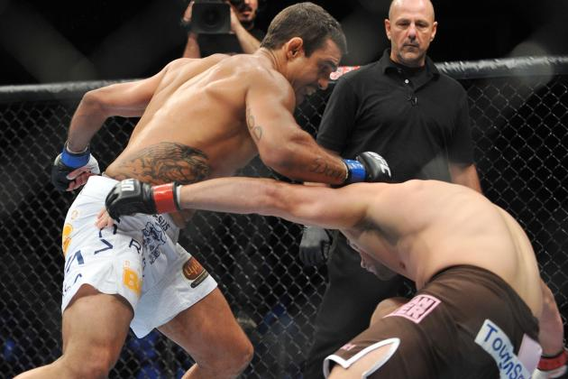 UFC 152: Vitor Belfort Says Chael Sonnen Is a 'Clown Talking on Twitter'