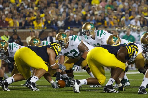 Notre Dame to ACC: Rivalries with B1G Will Remain Part of Irish Football