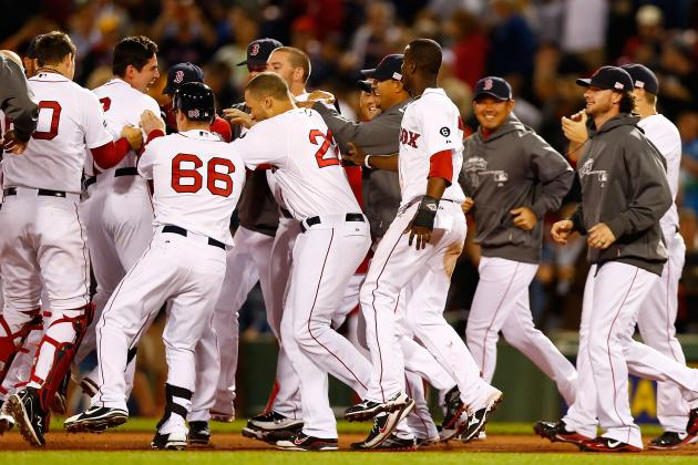 Red Sox 2013 Schedule Begins vs. Yankees