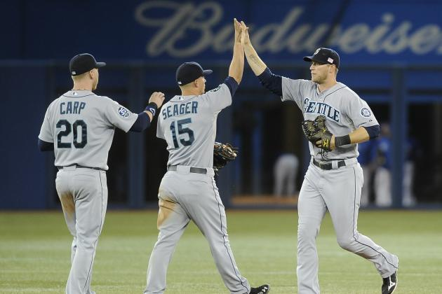 Mariners to Launch 2013 Home Season vs. Astros