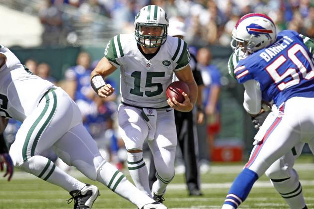 Tim Tebow: New York Jets Should Use Wildcat Package More in Week 2