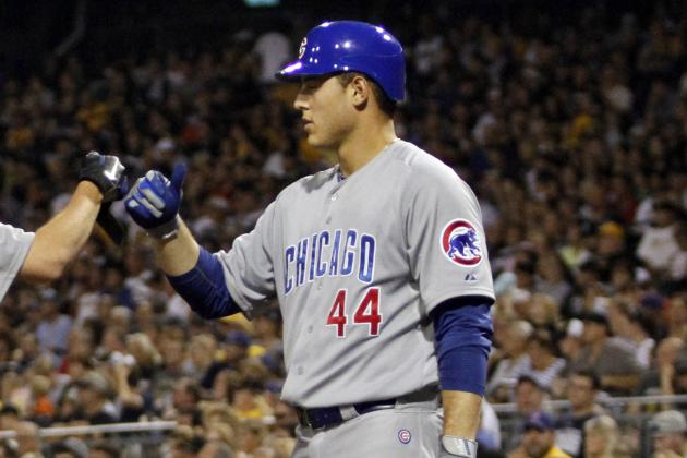 Cubs Scratch Anthony Rizzo from Lineup