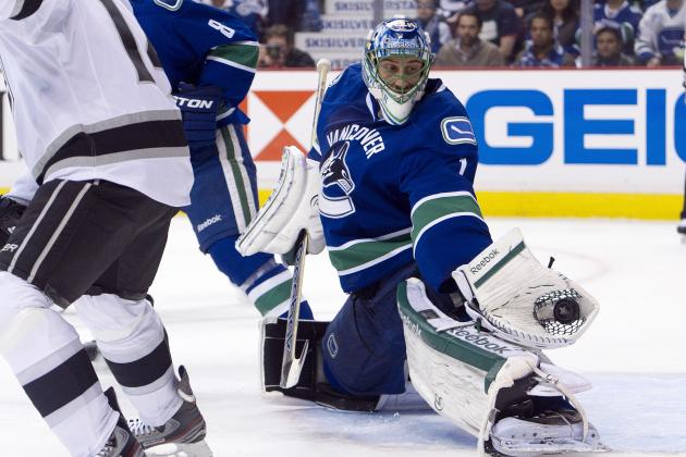 Canucks GM on Trading Luongo: 'We Don't Have Fire Sales'