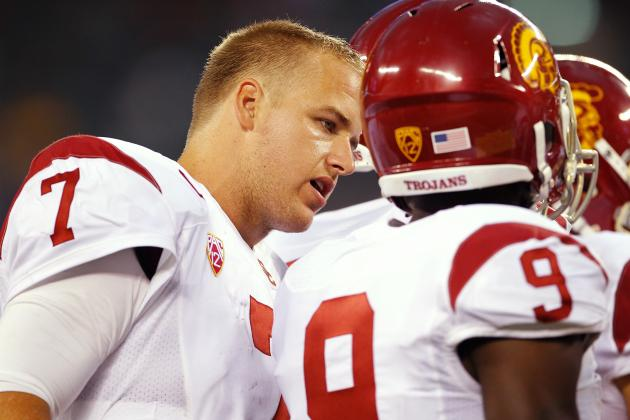 Could Marqise Lee Steal Heisman Trophy Votes Away from USC Teammate Matt Barkley