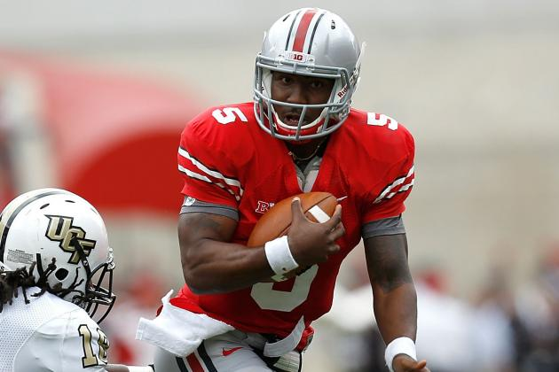 Ohio State Football: Buckeyes Must Reduce Braxton Miller's Workload