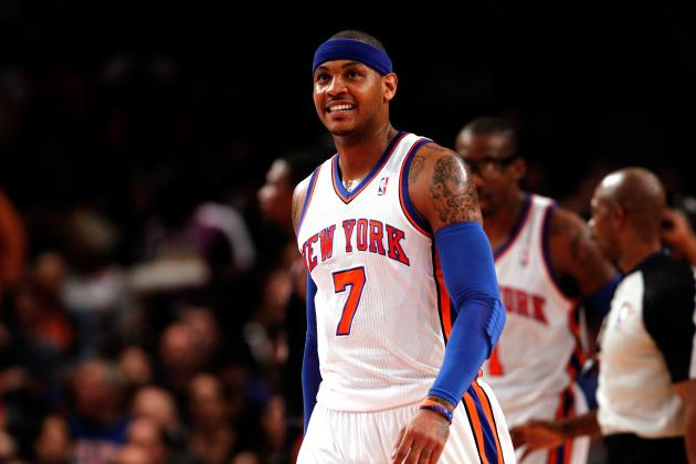 Why 2012-13 Is Make It or Break It Season for Carmelo Anthony