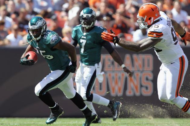 Stopping the Run Must Be the Cleveland Browns' Priority vs. Bengals