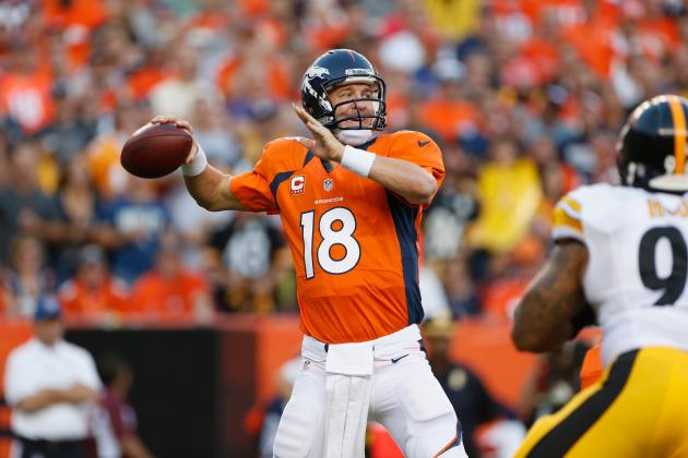 Is Peyton Manning's Ability to Throw Right Still a Major Concern?