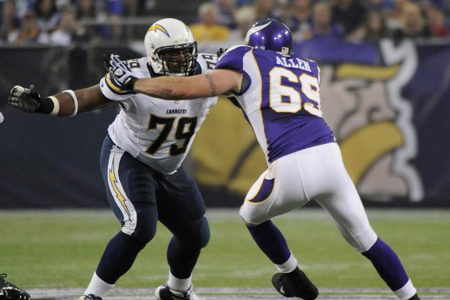 Chargers rookie uses 'fresh meat' label