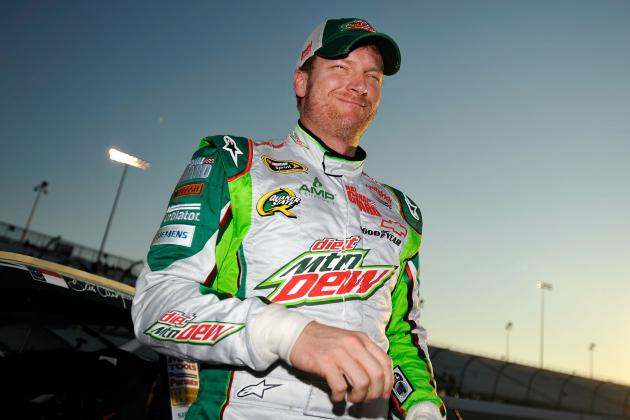 Dale Earnhardt Jr.: 'We're Poised to Make a Run at Sprint Cup Championship'