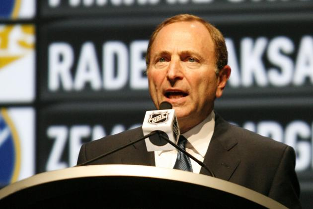 Gary Bettman Threatens NHLPA with New Time-Sensitive CBA Proposal