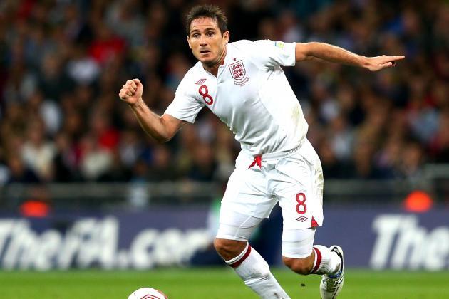 Lampard Saves Pedestrian England as Ukraine Set Up World Cup Roadblock