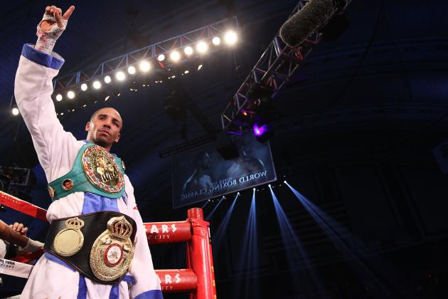 Andre Ward's Historical Run: Who Could Stop His 16-Year Winning Streak?