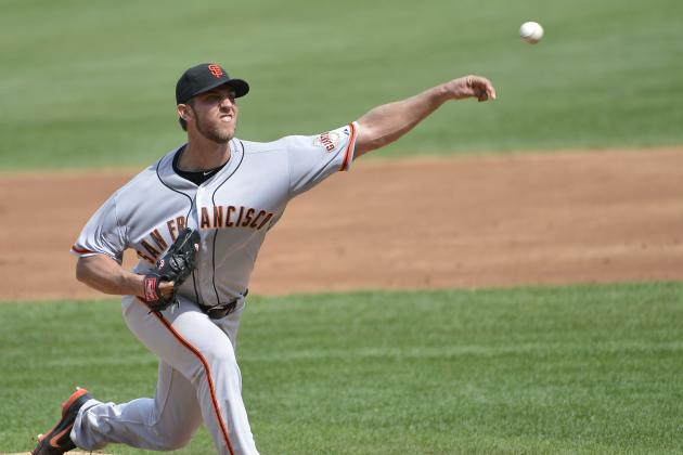 San Francisco Giants: Examining Struggling Madison Bumgarner and Ryan Vogelsong