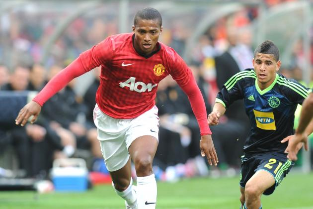 Manchester United:  Robin Van Persie and Top 5 Essential Players
