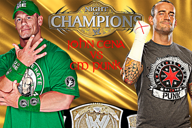 WWE Night of Champions 2012: Why It Could Be One of the Best PPVs of the Year