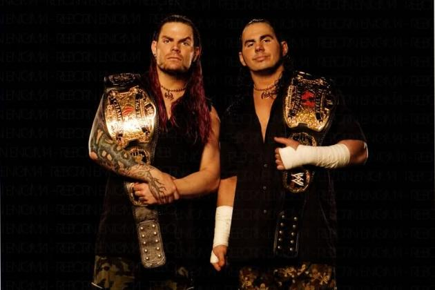 Will There Ever Be Room in WWE for Matt or Jeff Hardy to Return to the Company?
