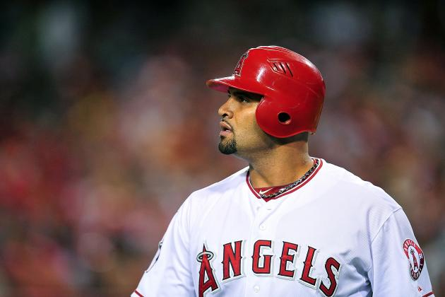 Is Albert Pujols Incapable of Carrying the Angels on His Back into October?