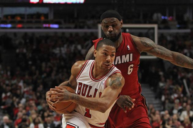 NBA 2K13 Player Ratings: Derrick Rose and the Approach to Injured Players