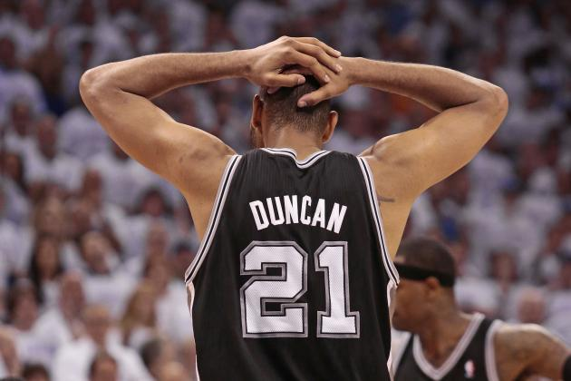 Did the San Antonio Spurs Do Enough in the 2012 Offseason to Remain Contenders?
