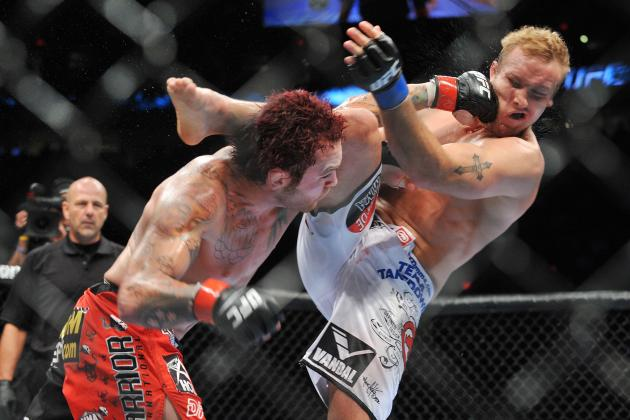 Chris Leben to Make UFC Return Against Karlos Vemola at UFC 155