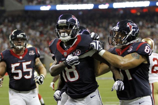 AFC South All-22 Review: Texans' Lestar Jean and Keshawn Martin Against Miami