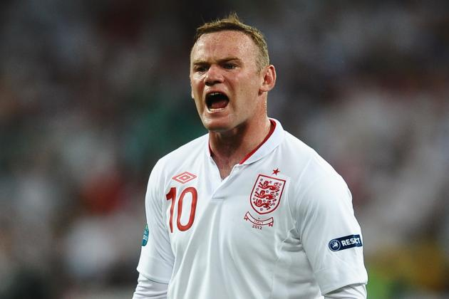England: Why Rooney Should Be History Letting Young Lions Write the Future