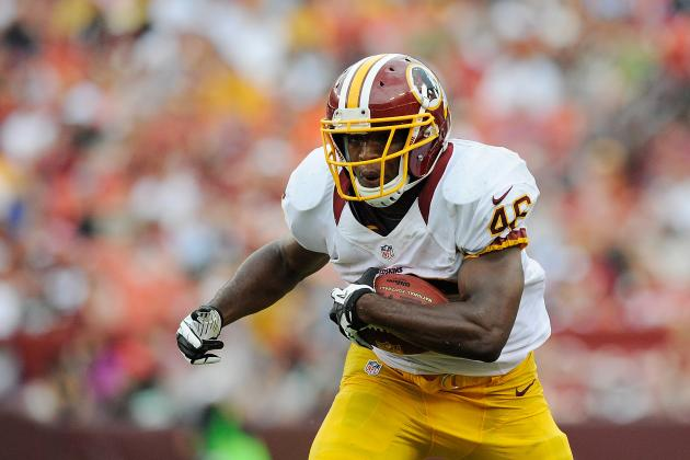 Alfred Morris: Washington Redskins' Running Back Is Worth Starting in Week 2