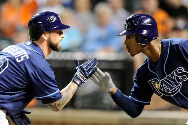 MLB Playoff Race: How the Tampa Bay Rays Will Lock Up Wild Card Spot